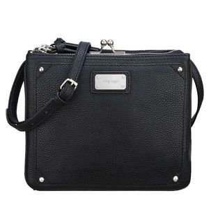 Nine West Black Jaya Crossbody Bag